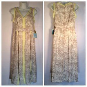 CeCe Pink Sands Maxi Dress